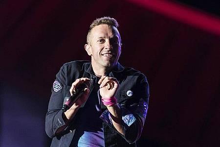 Chris Martin ist mit seiner Band Coldplay seit 25 Jahren im Geschäft. Foto: Stefan Jeremiah/FR171756 AP/dpa