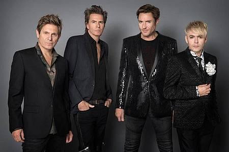 Duran Duran sind voller Tatendrang. Foto: Stephanie Pistel/Tape Modern/BMG/dpa