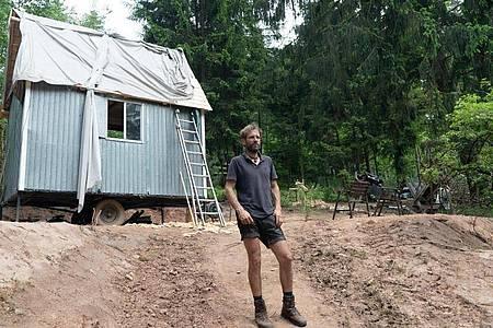 Der Odenwald ist das Zuhause von Marc. Foto: Frank Harroider/ZDF/dpa
