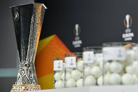 Die Gruppen der Europa League wurden ausgelost. Foto: Harold Cunningham/UEFA/dpa