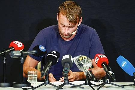 Muss ins Gefängnis: Ex-Langlauf-Star Petter Northug. Foto: Terje Pedersen/NTB scanpix/dpa