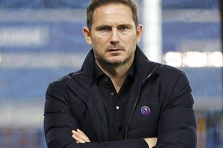 Gibt sich kämpferisch als Trainer des kriselnden FC Chelsea: Frank Lampard. Foto: Clive Brunskill/PA Wire/dpa