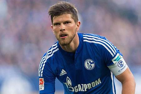 Steht am 17. Spieltag noch nicht für Schalke auf dem Platz: Klaas-Jan Huntelaar. Foto: Guido Kirchner/dpa