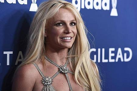 Britney Spears bei den GLAAD Media Awards 2018. Foto: Chris Pizzello/Invision/AP/dpa