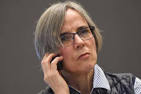 Sylvia Schenk gehört zu den insgesamt 35 Experten aus Politik, Gesellschaft, Wissenschaft und Fußball in der Taskforce. Foto: Arne Dedert/dpa