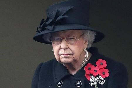 Königin Elizabeth II. wird ihren Geburtstag in aller Stille begehen. Foto: Chris Jackson/PA Wire/dpa