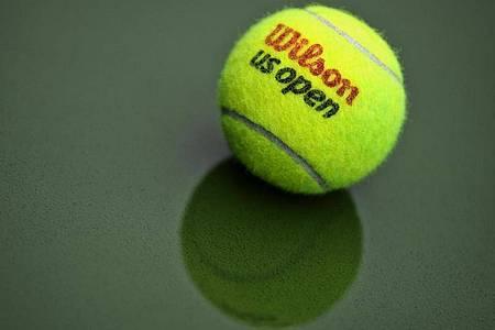 Für die US Open in New York ist der Termin vom 31. August bis 13. September vorgesehen. Foto: Yorick Jansens/BELGA/dpa