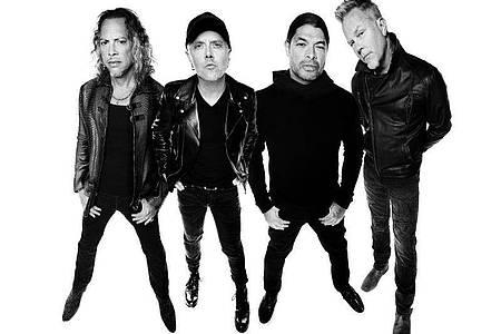 Mit dem «Black Album» begann für Metallica eine neue Zeitrechnung. Foto: Universal Music/dpa