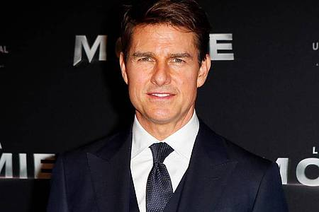Die «Top Gun»-Fortsetzung mit Tom Cruise wird erneut verschoben. Foto: Francois Mori/AP/dpa