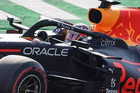 Kann das Leistungsvermögen von Red Bull in Monza noch nicht ganz einschätzen: Max Verstappen. Foto: Hasan Bratic/dpa