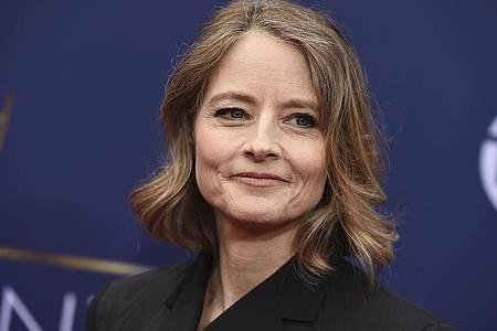 Jodie Foster will mehr im Leben erreichen als nur Filme zu drehen. Foto: Jordan Strauss/Invision/AP/dpa
