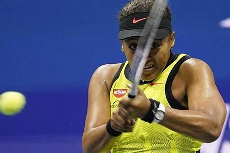 Naomi Osaka will Pause vom Tennis machen. Foto: John Minchillo/AP/dpa