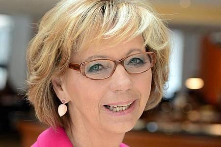 Maria von Welser hat gut zu tun. Foto: Jens Kalaene/dpa-Zentralbild/dpa