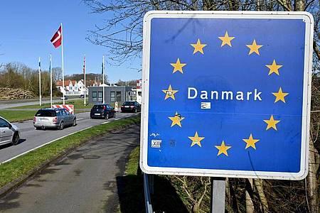 Wegen steigender Corona-Fallzahlen in Deutschland schottet Dänemark sich ab. Foto: Carsten Rehder/dpa