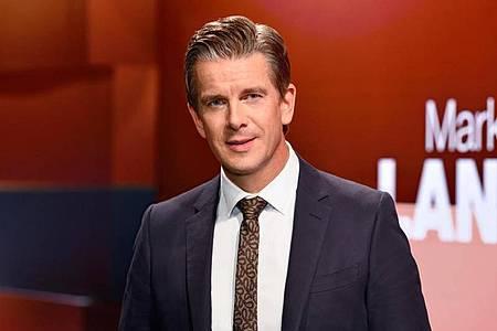 Markus Lanz macht nur zwei Wochen Pause. Foto: Markus Hertrich/ZDF/dpa