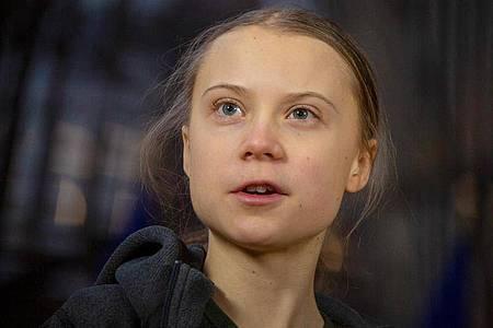 «Unser Teil der Welt hat sich im Pariser Klimaabkommen dazu verpflichtet, die Richtung vorzugeben», sagt Greta Thunberg. Foto: Virginia Mayo/AP/dpa