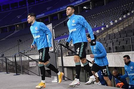 Gelingt dem FC Schalke auch gegen Hoffenheim kein Sieg, droht die Einstellung eines traurigen Bundesliga-Rekords. Foto: Annegret Hilse/Pool via REUTERS/dpa