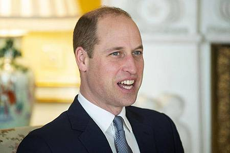 Prinz William engagiert sich für den Umwelt- und Klimaschutz. Foto: Victoria Jones/PA Wire/dpa