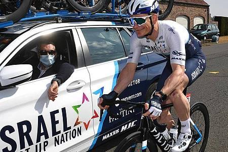 André Greipel beendet nach dieser Saison seine erfolgreiche Radsport-Karriere. Foto: David Stockman/BELGA/dpa