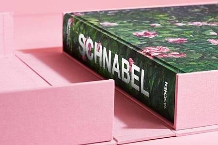 Ein Leben für die Kunst, ein kunstvolles Leben:Julian Schnabel. Foto: Julian Schnabel/Mark Seelen/Taschen/dpa