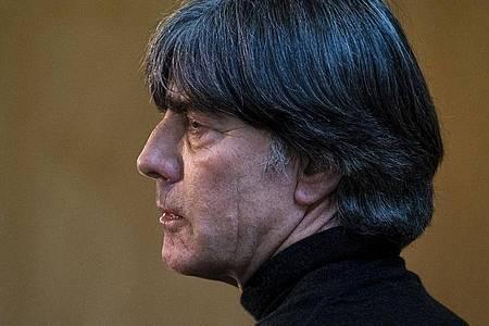 Skeptisch, ob eine EM in zwölf Ländern derzeit durchführbar ist: Bundestrainer Joachim Löw. Foto: Thomas Boecker/DFB/dpa