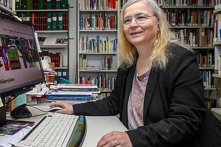 Monika Hagedorn-Saupe ist Gesamtleiterin vom Pilotprojekt museum4punkt0 vom Institut für Museumsforschung. Foto: Andreas Gora/dpa