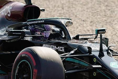 Lewis Hamilton ist beim Großen Preis von Italien der Favorit. Foto: Hasan Bratic/dpa