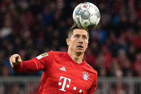 Bei der UEFA-Auszeichnung Fußballer des Jahres spricht eigentlich alles für Robert Lewandowski. Foto: Matthias Balk/dpa