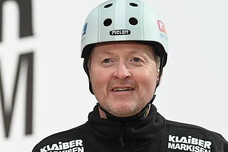 Joey Kelly will einen neuen Weltrekord aufstellen. Foto: Henning Kaiser/dpa