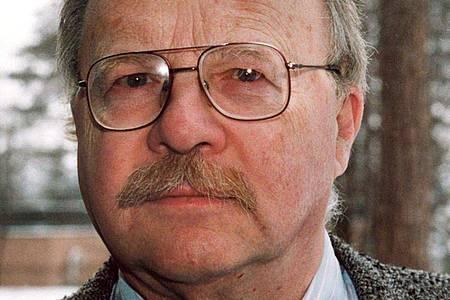 Jan Myrdal, Schriftsteller aus Schweden (1992). Foto: -/Lehtikuva Oy/epa/dpa