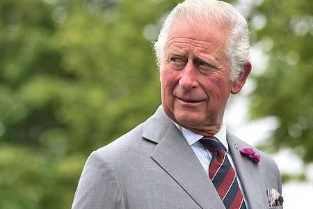 Der britische Prinz Charles, Prinz von Wales und Präsident des «The Prince`s Trust», während eines Besuchs bei der Wohltätigkeitsorganisation «The Prince`s Trust». Foto: Matthew Horwood/PA Wire/dpa