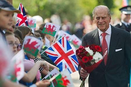 Geschätzt, verehrt, geliebt: Prinz Philip. Foto: Bethany Clarke/PA Wire/dpa
