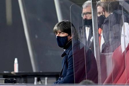 Startet in ein schwieriges Jahr 2021: Bundestrainer Joachim Löw. Foto: Robert Michael/dpa-Zentralbild/dpa