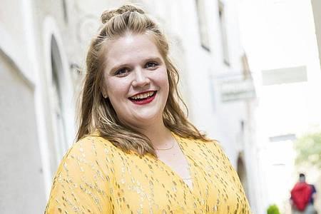 Die österreichische Schauspielerin Stefanie Reinsperger ermittelt im «Tatort» Dortmund. Foto: Neumayr/APA/dpa