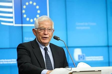 Der Außenbeauftragte der Europäischen Union, Josep Borrell. Foto: Mario Salerno/EU Council /dpa