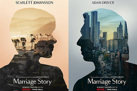 Filmplakat Marriage Story