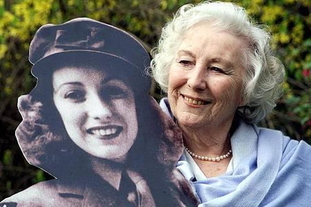 Vera Lynn ist im Alter von 103 Jahren gestorben. Foto: Sean Dempsey/PA Wire/dpa