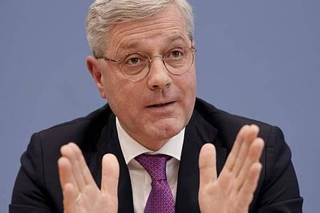 Norbert Röttgen, Kandidat für das Amt des CDU-Vorsitzenden. Foto: Michael Kappeler/dpa