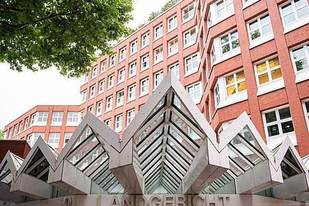 Das Landgericht Münster hat ein Urteil im Missbrauchskomplex gesprochen. Foto: Guido Kirchner/dpa