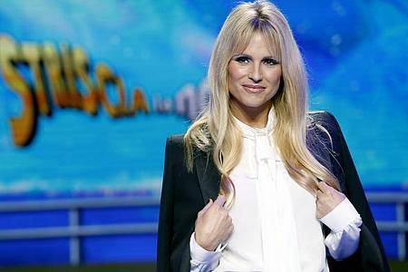 Michelle Hunziker sagt: «Ich war so naiv». Foto: Lapresse/Mourad Balti Touati/Lapresse via ZUMA Press/dpa