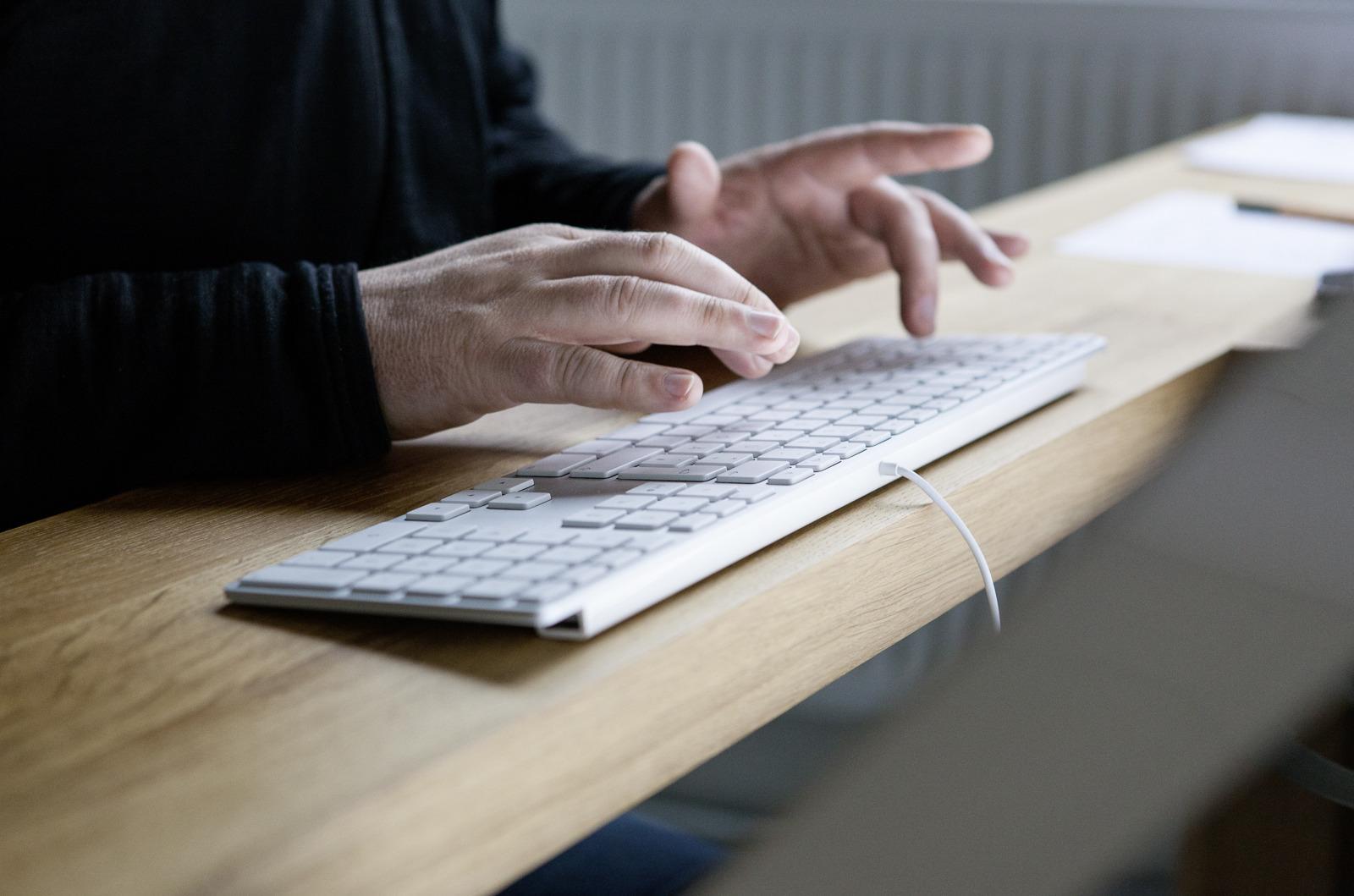 tastatur-tippen