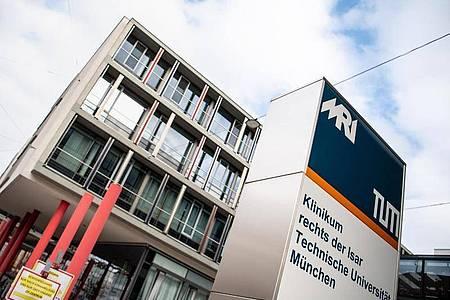 Im «Klinikum rechts der Isar - TU München» gibt es in mehreren Fällen Mordverdacht gegen einen Krankenpfleger. Foto: Matthias Balk/dpa