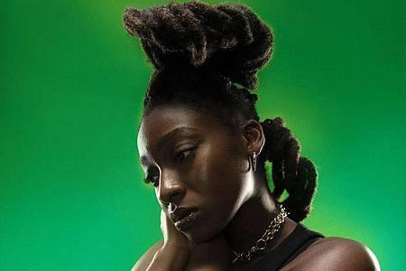 Die britische Rapperin Little Simz ist auch als Schauspielerin unterwegs. Foto: Nwaka Okparaeke/SureShot Promotions/dpa