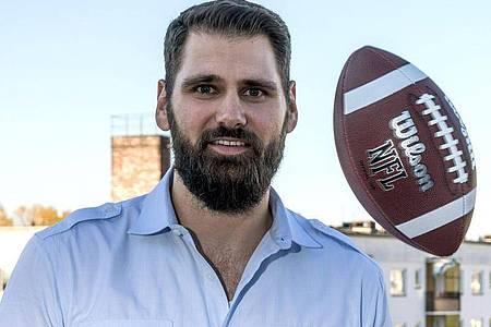 Gewann zweimal in seiner Karriere den Super Bowl: Sebastian Vollmer. Foto: Jörg Carstensen/dpa