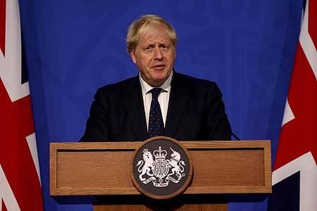 Boris Johnson, Premierminister von Großbritannien, will sein Kabinett umbauen. Foto: Dan Kitwood/PA Wire/dpa