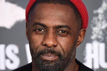 «Kreieren ist meine Therapie», schreibt Idris Elba auf Twitter. Foto: Matt Crossick/PA Wire/dpa