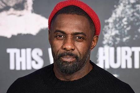 Der britische Schauspieler Idris Elba wird Kinderbuch-Autor - und lässt sich dabei von seiner Tochter inspirieren. Foto: Matt Crossick/PA Wire/dpa