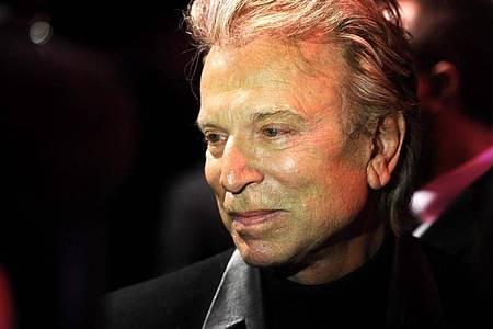 Im Mai 2020 erst war sein Partner Roy Horn gestorben. Jetzt ist auch Siegfried Fischbacher tot. Foto: picture alliance / dpa