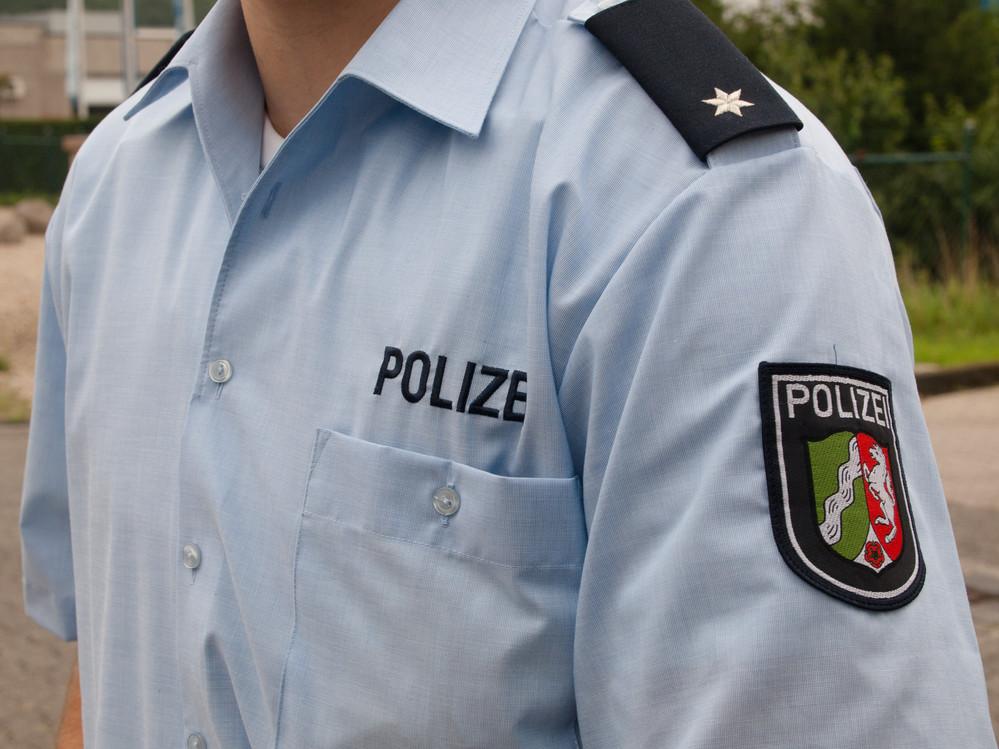 Lüdge Polizei