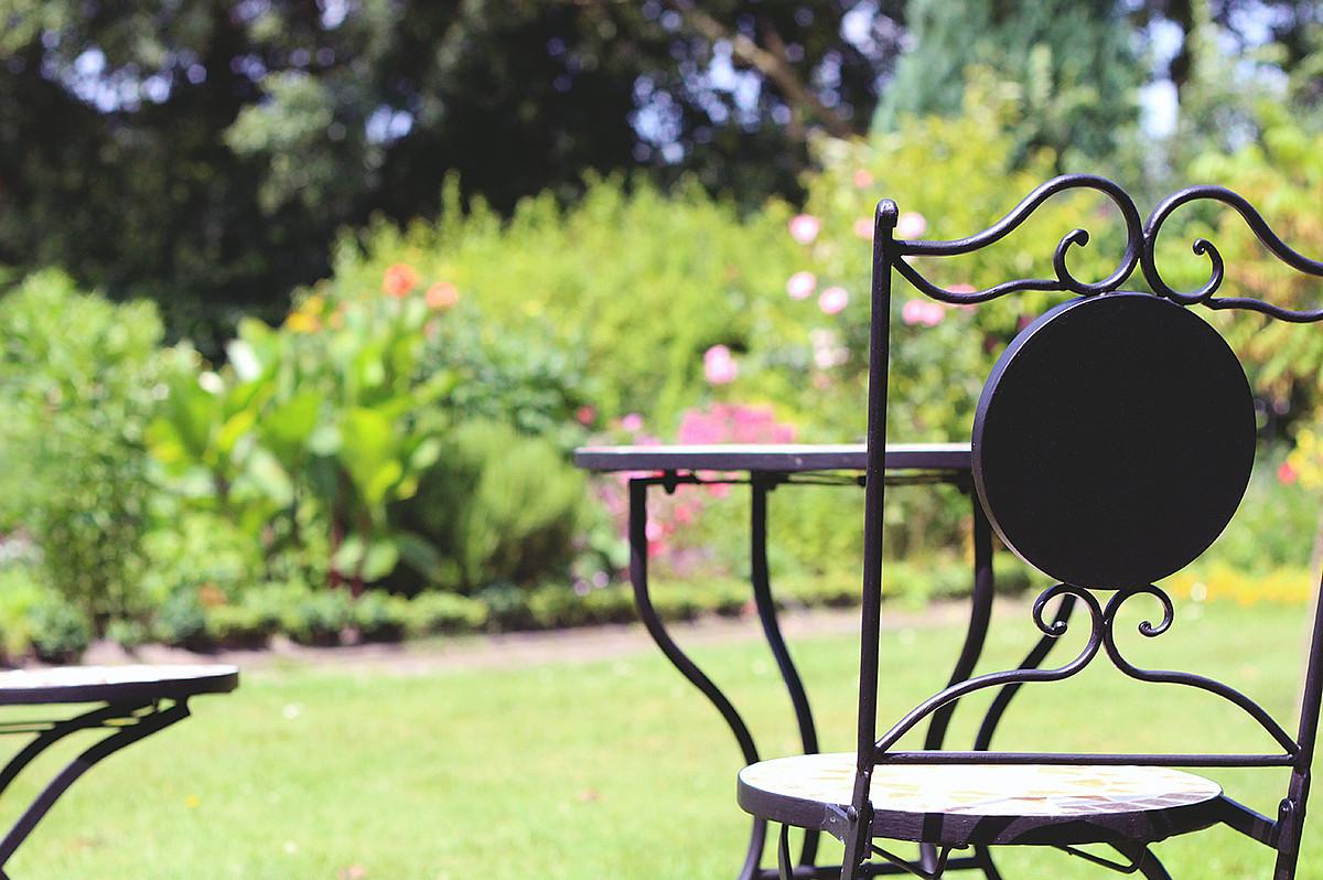 Gartentipp Deko